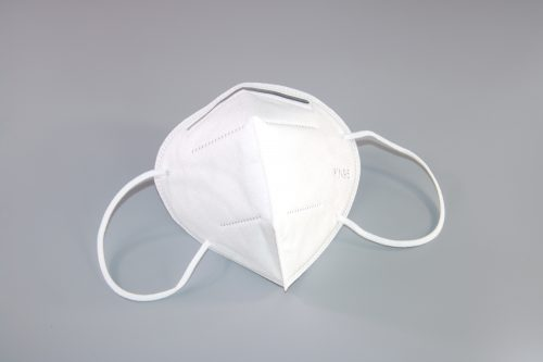 Atemschutzmaske FFP2 Von vorne