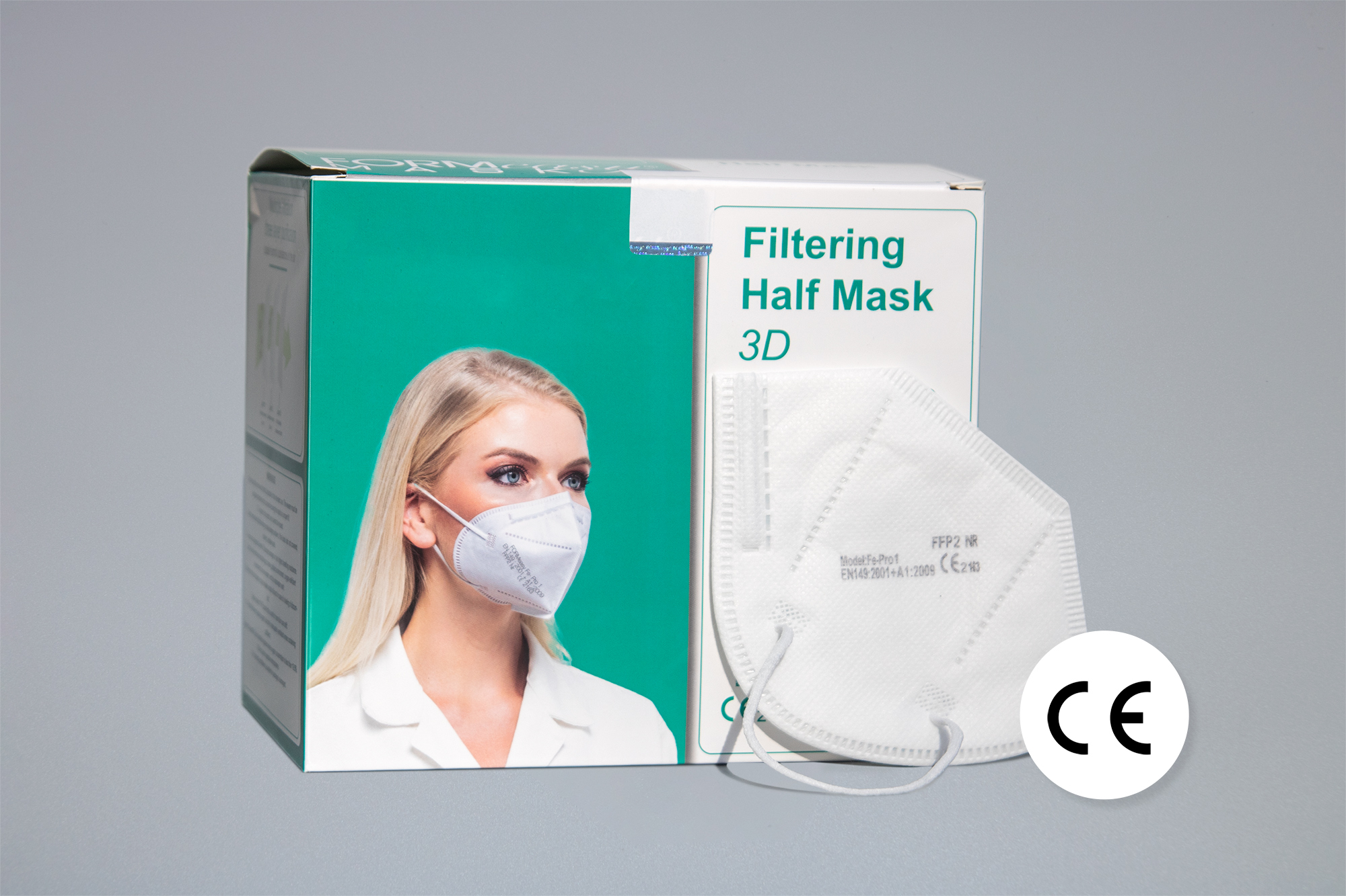 FFP2 Maske in der Großpackung