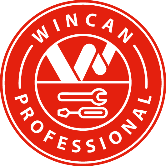wincan professional badge