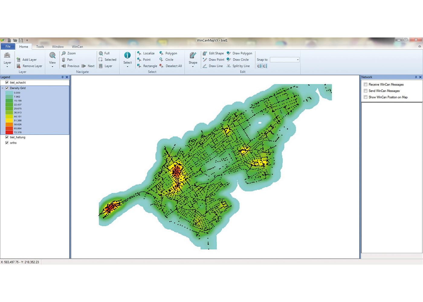 wincan analyst screenshot