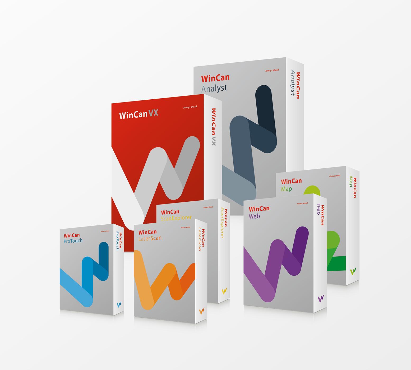WinCan Software Portfolio